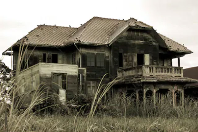 老朽危険空き家