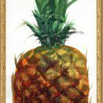パイナップル(painted on Aug.14,2020)